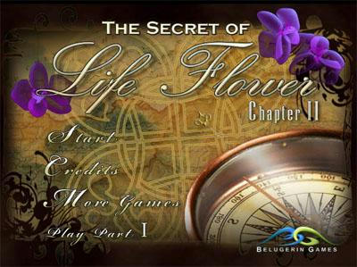 Secret of Life Flower