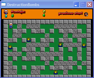 DestructionBombs