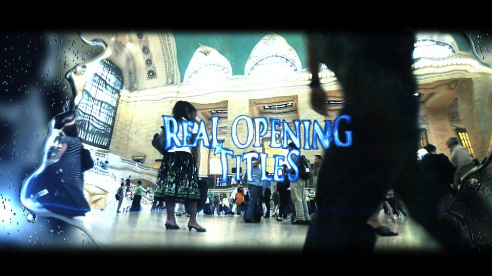 Real Opening Titles