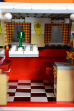 Lego 10220 volkswagen t1 camper van - Specchio adesivo per anta armadio ...