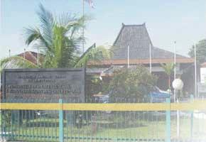 kantor desa caturtunggal