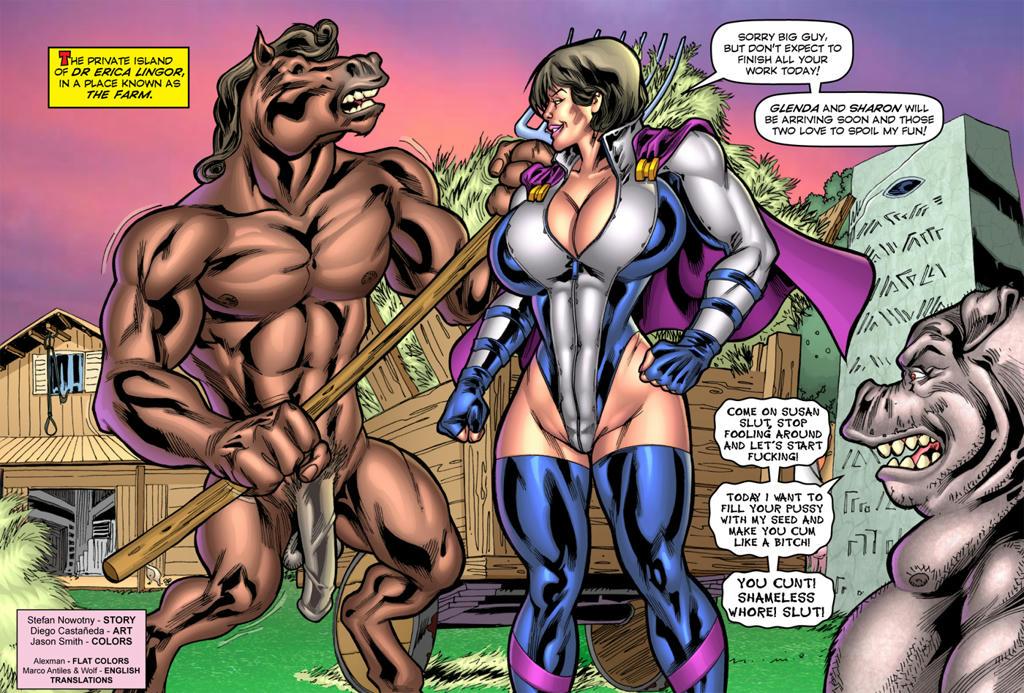 порно комикс стальная сьюзан