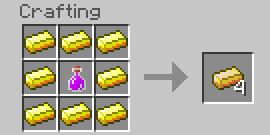 Edible Ores Mod Recipes