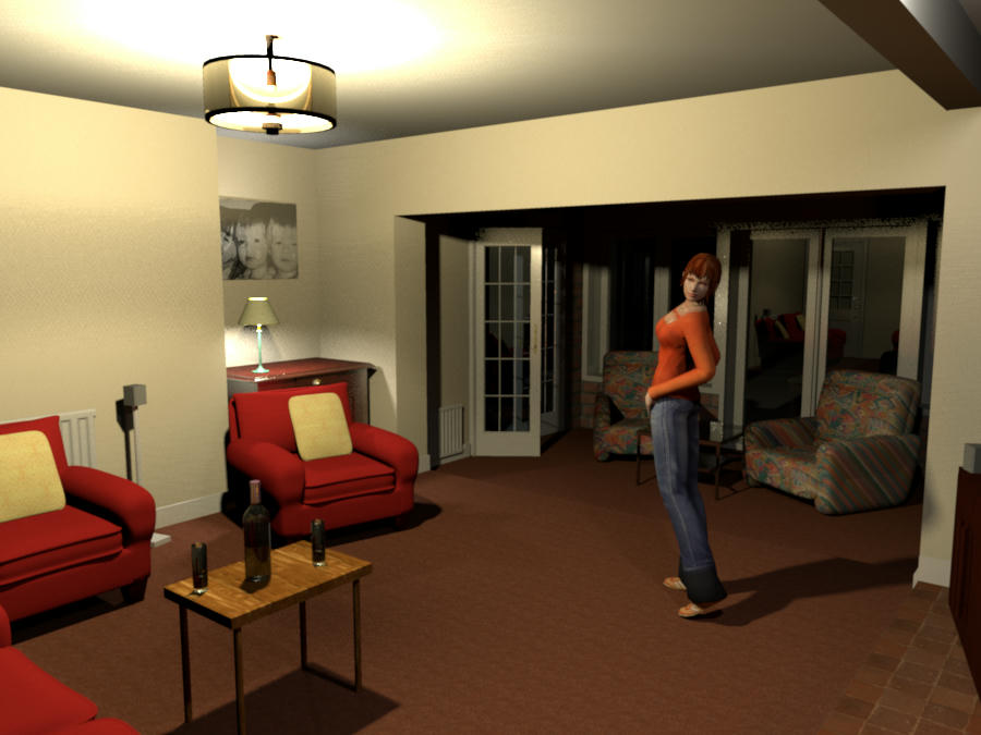 sweet home 3d forum view thread images of my living room. Black Bedroom Furniture Sets. Home Design Ideas