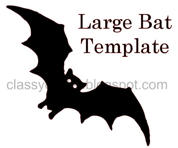 Bat Template Bat Template And Using Your Wire Follow The Bat Wings