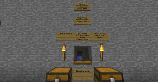 how to build a mob grinder in minecraft