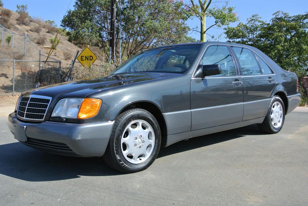 1993 mercedes benz 300se mpg for Mercedes benz mpg