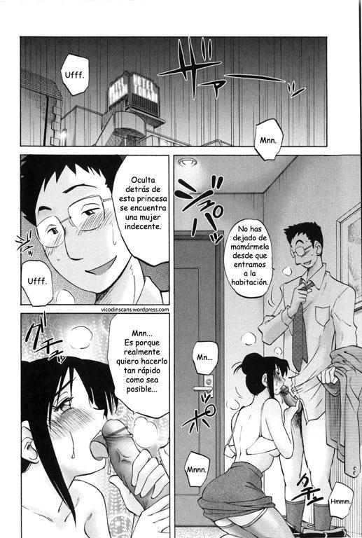 Mi hermana, mi esposa vol 6 [Manga Online]