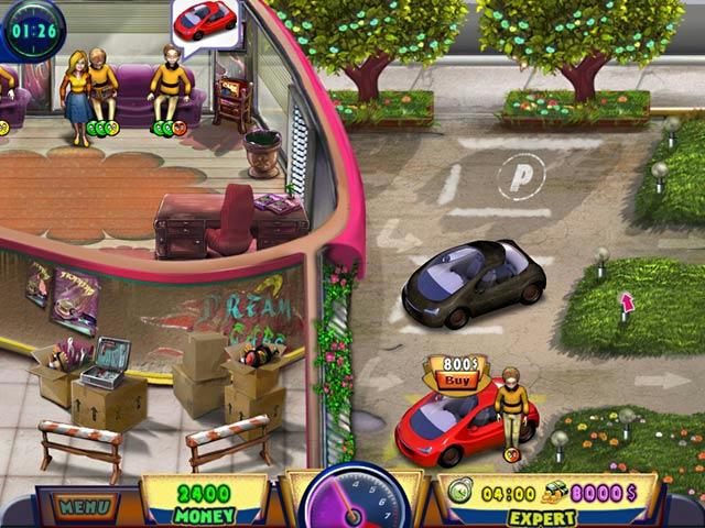 Dream Cars ภาพตัวอย่าง ๑