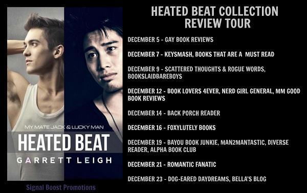 Garrett Leigh - Heated Beat Review Banner