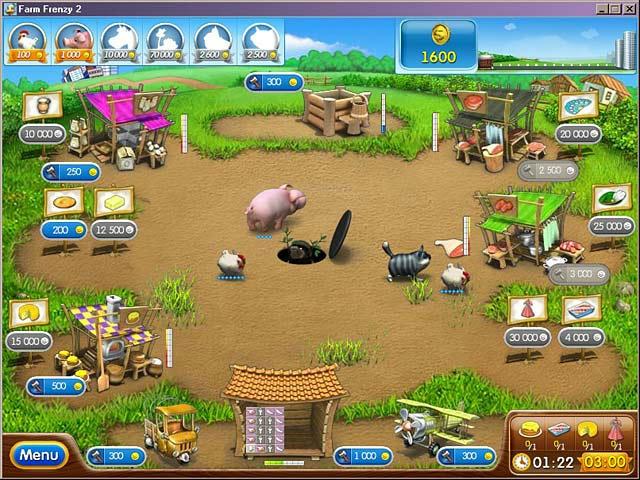 Farm Frenzy 2 ภาพตัวอย่าง 03