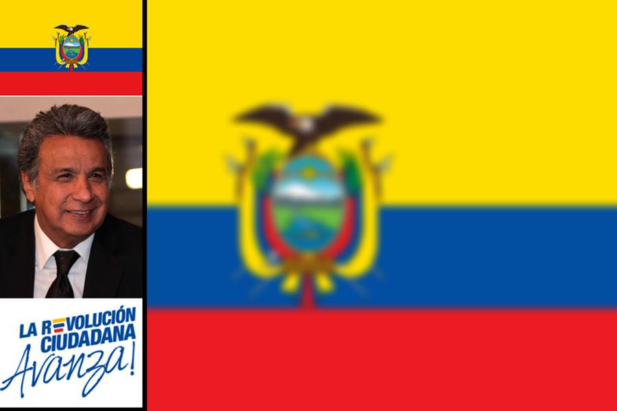Triunfó la revolución ciudadana: Lenin Moreno nuevo Presidente de Ecuador