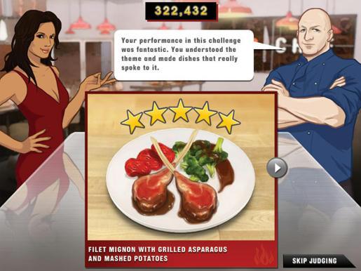 Top Chef ภาพตัวอย่าง 02