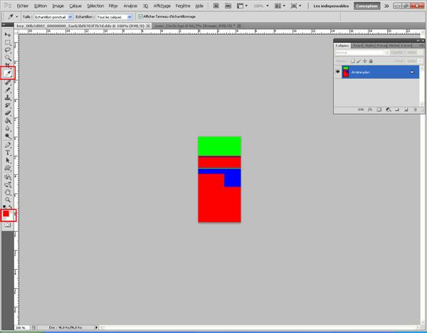 [Apprenti] Créer et intégrer son premier mesh de A à Z : 10 - TSR Workshop - Création des overlay, mask, specular et multiplier à partir de l'UVmap Mm2e2khp96ag506zg