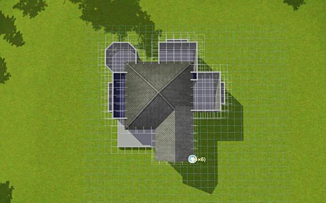 [Débutant] - Du carré à la maison victorienne - La maison bleue Pz888h278bop3dozg