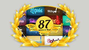 Liquid Logo 87 Kit by MrGold
