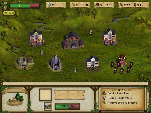 Forgotten Lands - First Colony ภาพตัวอย่าง 01