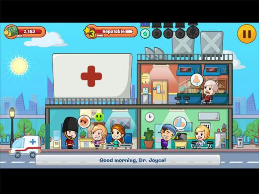Doctor Life - Be a Doctor! ภาพตัวอย่าง 01