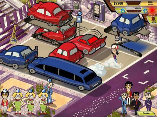 Parking Dash ภาพตัวอย่าง 02