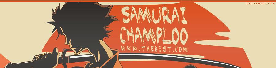The Hunters   لا تمضي حياتك في تقديم الأعذار .. فالمسؤول الوحيد عن خياراتـك هو أنت !   Samurai Champloo   تقرير Xkxb5asxd2r2md8zg