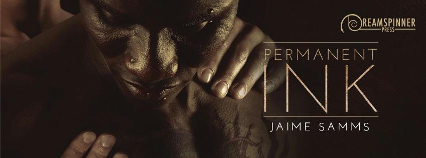 Jaime Samms - Permanent Ink Banner