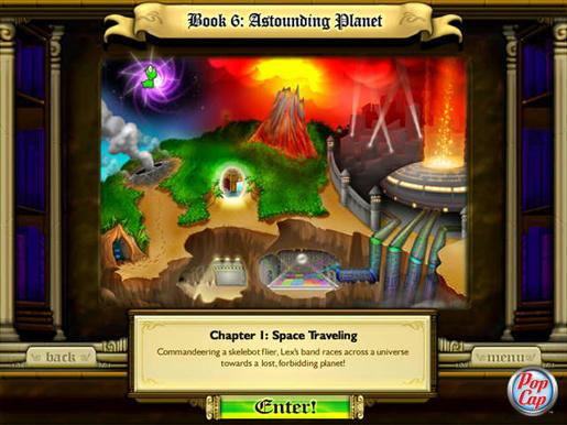 Bookworm Adventures 2 ภาพตัวอย่าง 02