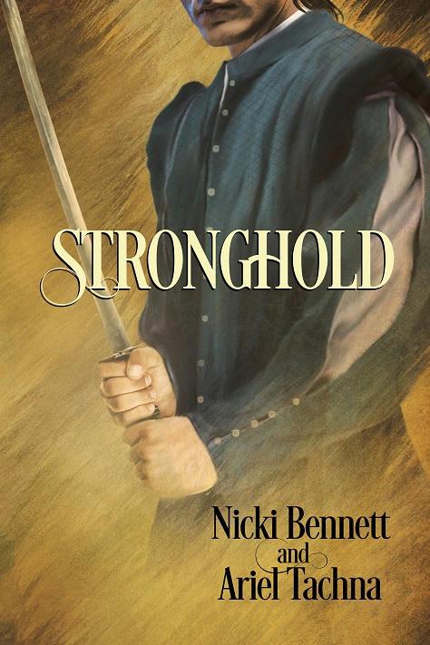 Nicki Bennett & Ariel Tachna - Stronghold Cover