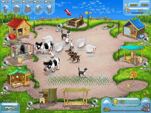Farm Frenzy ภาพตัวอย่าง 02