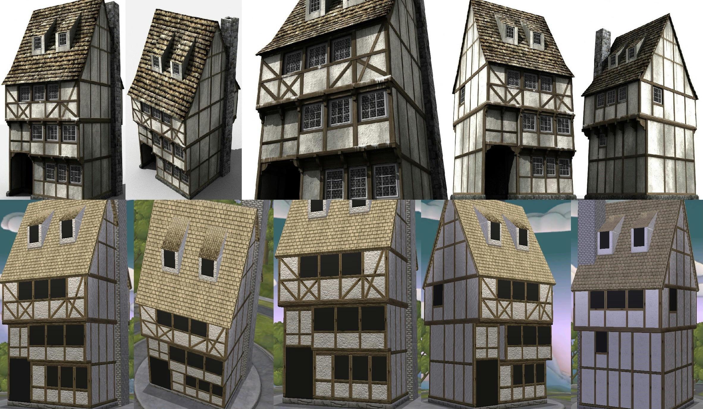 Otra Casa Medieval. Svizckia5gwqwlezg