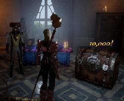 Deraboam's mystery box