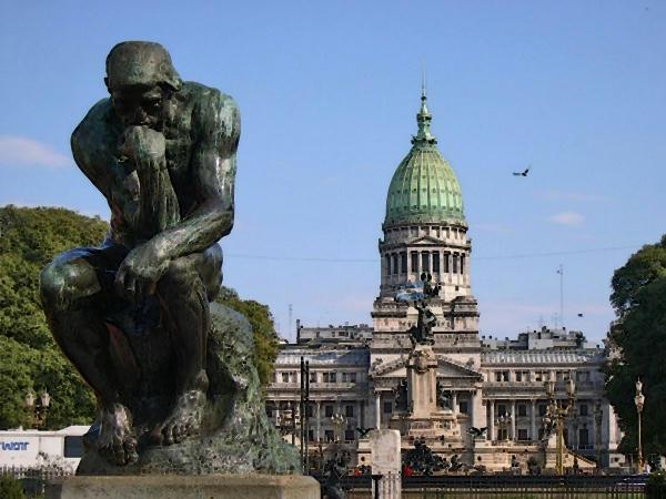 En historica decision la Camara Alta del Senado argentino le dijo nog al aborto