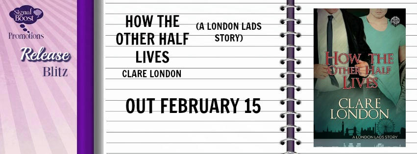 Clare London - How The Other Half Live RB Banner