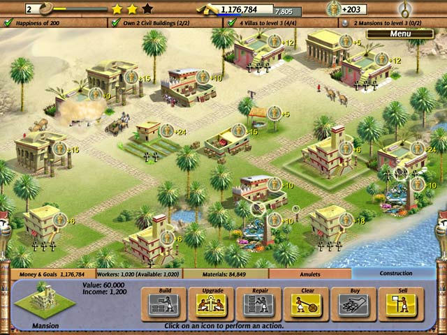 Empire Builder - Ancient Egypt ScreenShot03