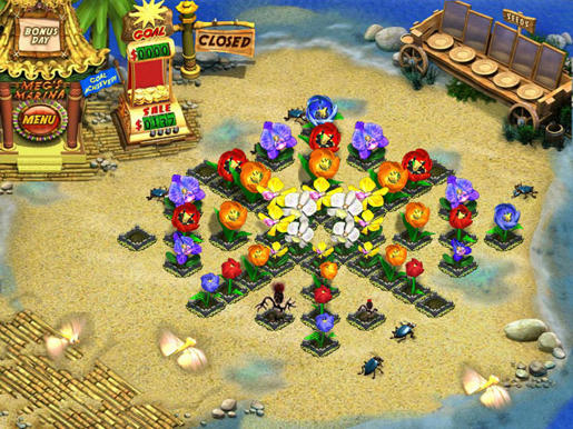 Flower Shop - Big City Break ภาพตัวอย่าง 02