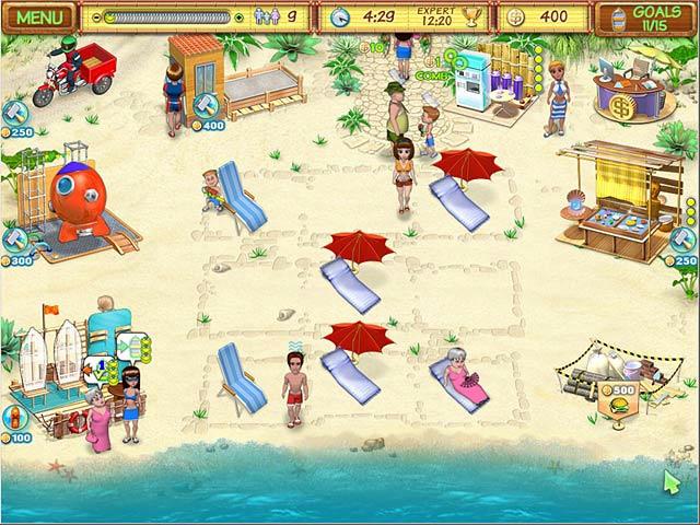 Beach Party Craze ภาพตัวอย่าง 01