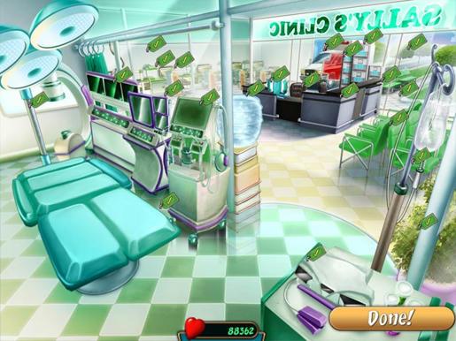 Hospital Haste ภาพตัวอย่าง 02