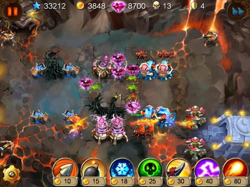 Goblin Defenders ภาพตัวอย่าง 02