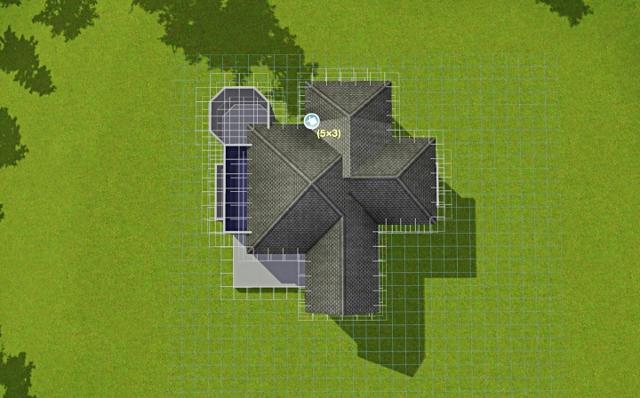 [Débutant] - Du carré à la maison victorienne - La maison bleue 2vlc82630n19bzgzg