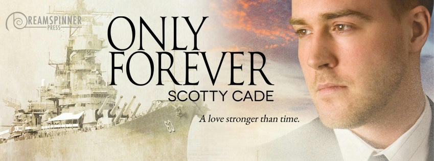 Scotty Cade - Only Forever Banner