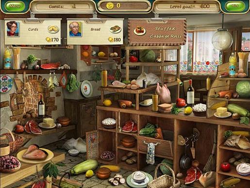 Gourmania 3 - Zoo Zoom ภาพตัวอย่าง 03