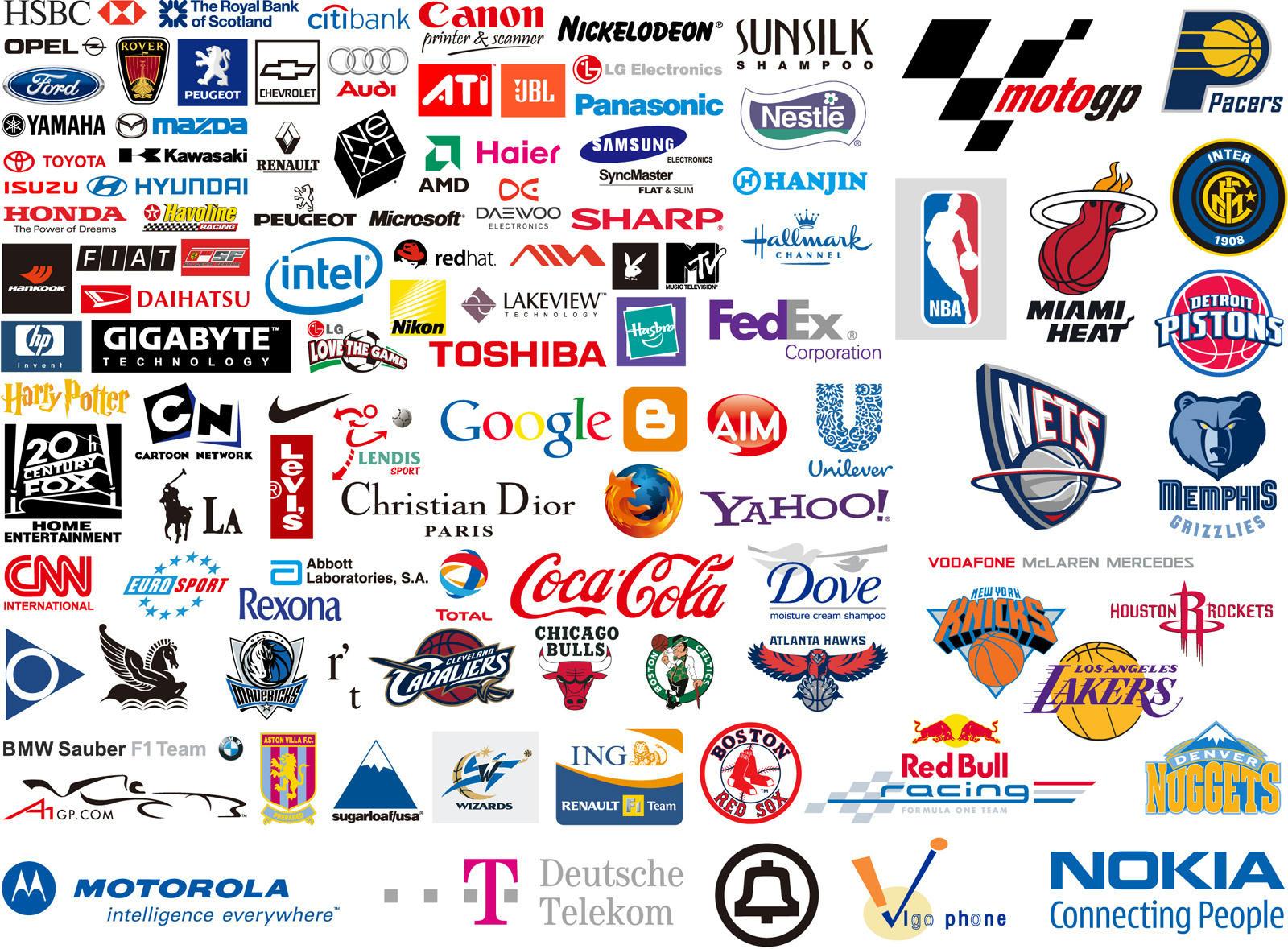 download logo nổi tiếng thế giới, tổng hợp logo nổi tiếng, vector, logo, download