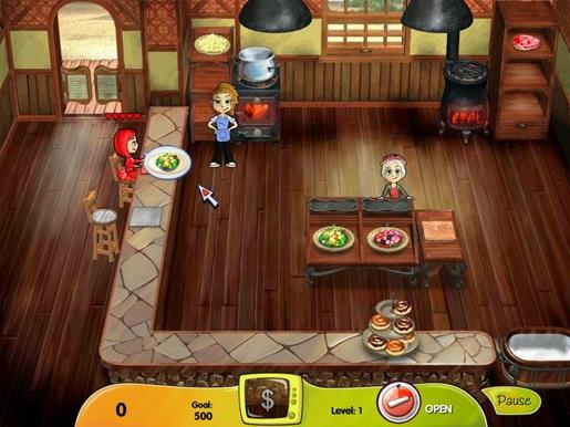 Cooking Dash - DinerTown Studios ภาพตัวอย่าง 02