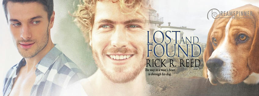 Rick R. Reed - Lost and Found Banner