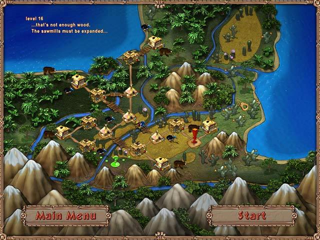 Aztec Tribe ScreenShot02