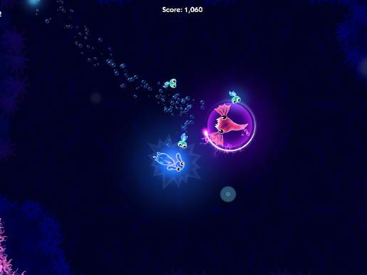 Glow Fish ภาพตัวอย่าง 02