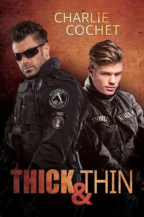 Charlie Cochet - Thick & Thin Cover