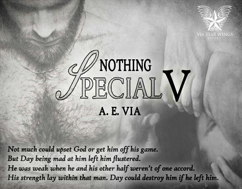 A.E. Via - Nothing Special V Teaser 1
