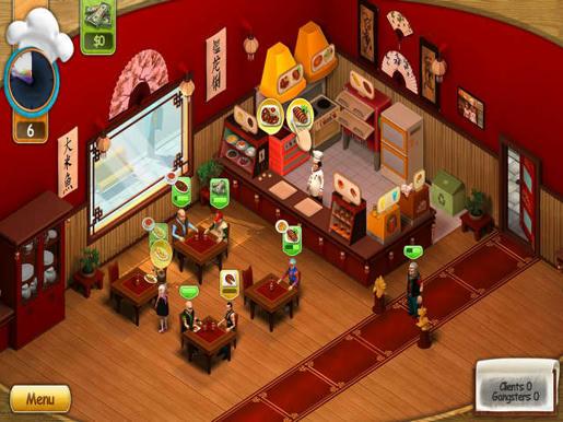 Diner Mania ภาพตัวอย่าง 02