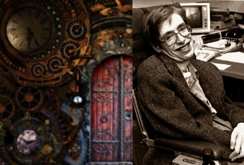 Viajeros del tiempo podrán asistir al homenaje a Stephen Hawking