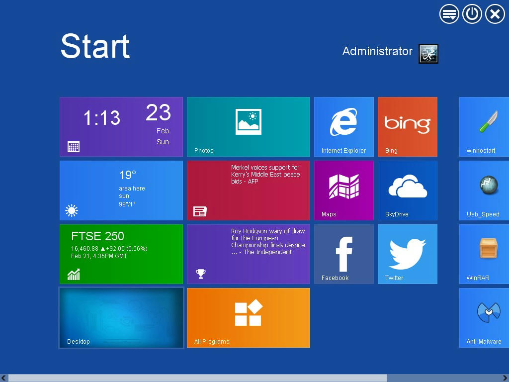 صور نسختي الجديدة windows xp8